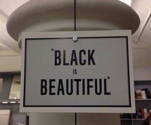 black, beautiful, and grunge image