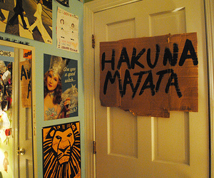 hakuna matata, cool, and room image