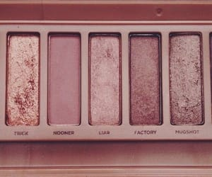 rose gold, pink, and beauty image