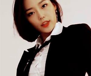 crystal clear, gif, and yeeun image