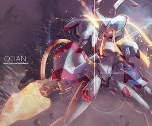 anime, sterlizia, and darling in the franxx image