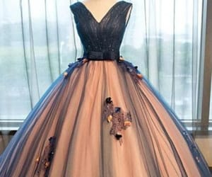 dress, Prom, and gown image