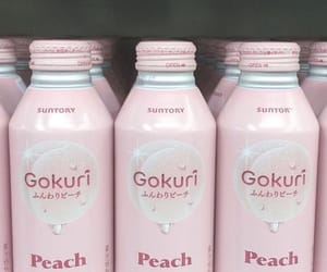 pink, pastel, and peach image