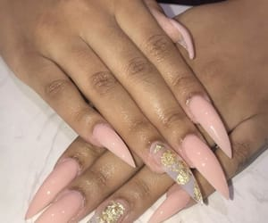 nails, claws, and pink image