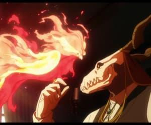 anime, elias, and fenix image