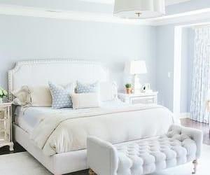 bedroom, room, and decoração image