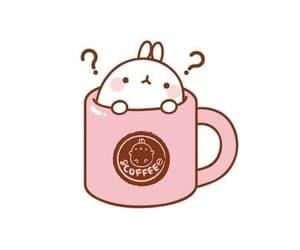 cute, coffee, and kawaii image