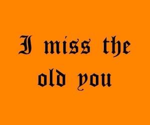orange, blackbear, and i miss the old u image