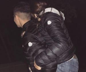 boyfriend, night, and love image