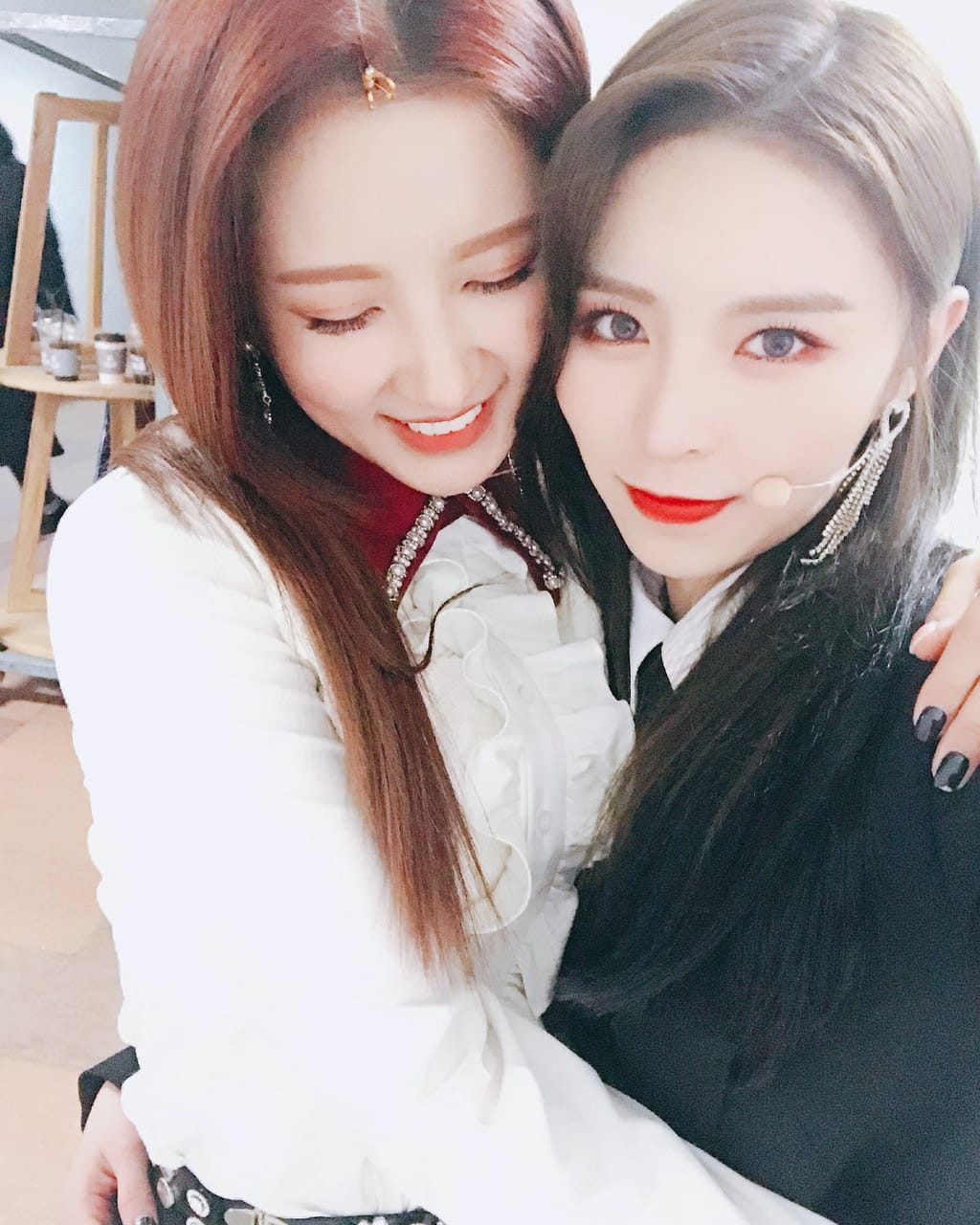 crystal clear, elkie, and sally image