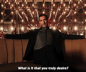 gif, lucifer, and tom ellis image