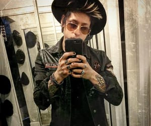 escape the fate, thrasher, and kevin gruft image