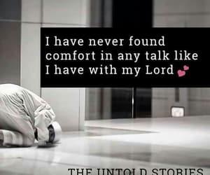 allah, lord, and prayer image