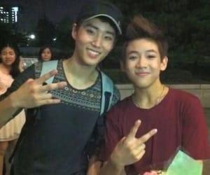 bambam, day6, and younghyun image