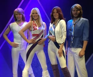 Abba, stockholm, and fans image