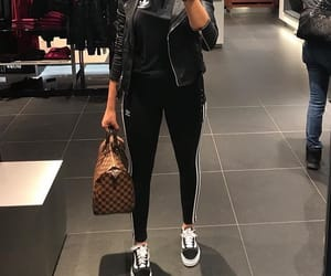 bag, girls, and luxury image