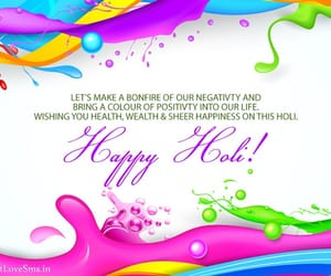 colors, sms, and holi image