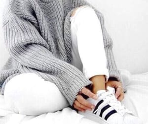 adidas, girl, and clothes image