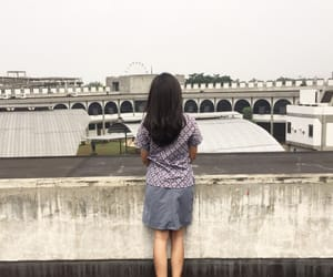 asian girl, highschool, and photography image