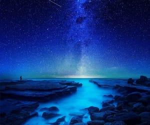 noche stars en summer image
