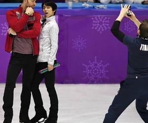 olympics, pyeongchang, and yuzuru hanyu image