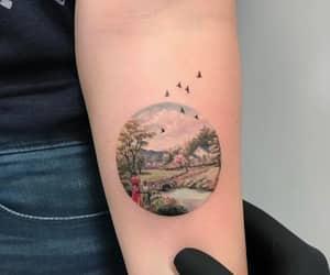 tattoo, tatto, and art image