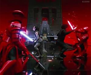 gif, star wars, and adam driver image