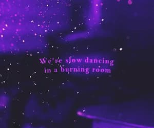 gif, purple, and quotes image