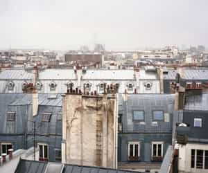 architecture, paris, and photography image