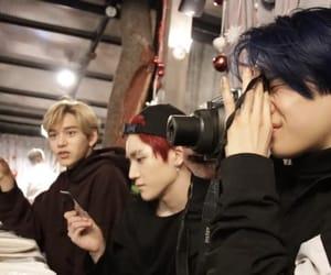 nct, jungwoo, and taeyong image