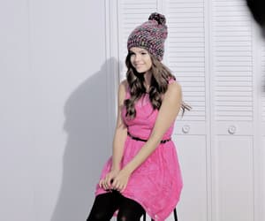 photoshoot, dream out loud, and pink image