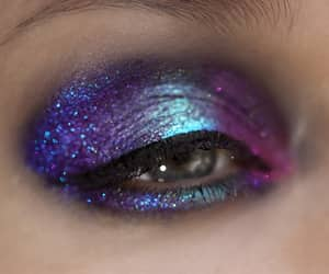 eye, eye makeup, and fashion image