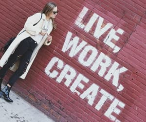 live, work, and create image
