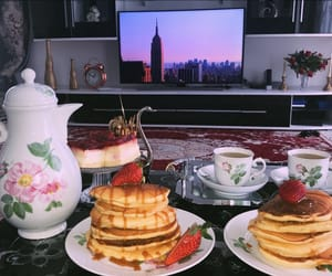 gossip girl and pancakes image