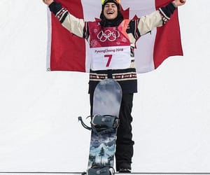 canadian, olympics, and win image
