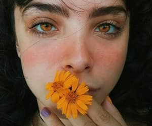 aesthetic, eyes, and indie image