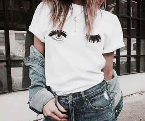 clothes, tshirt, and fashion image