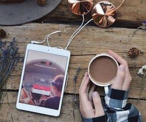 coffe, fashion, and white image