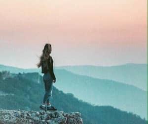 beautiful, landscape, and rocks image