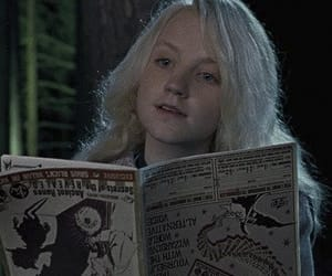 evanna lynch, harry potter, and icon image