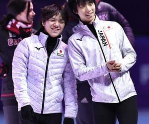Winter Olympics, yuzuru hanyu, and pyeongchang image