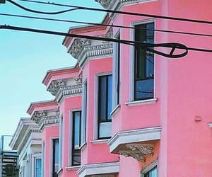 pink, vintage, and west coast image