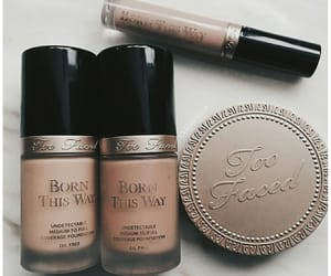 Foundation, tumblr, and too faced image