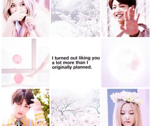 kpop, bts, and moodboard image