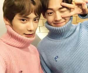 Chan, jun, and leader image