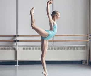 aesthetic, ballet, and beauty image
