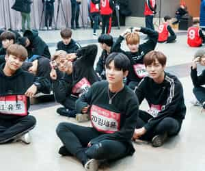 wow, yg, and mixnine image