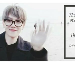edit, exo, and pink image