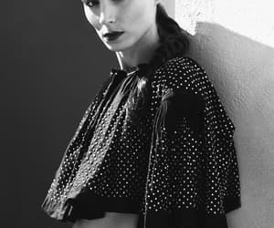 actress, rooney mara, and black and white image