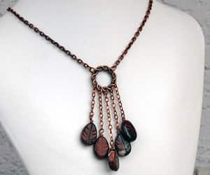 dream catcher, fall jewelry, and contemporary jewelry image
